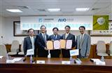 ITRI signs agreement with AUO and Elan for flexible e-paper development