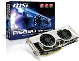 MSI R5830 Twin Frozr II graphics cards