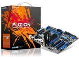MSI Big Bang-Fuzion motherboard features Hyrdra technology