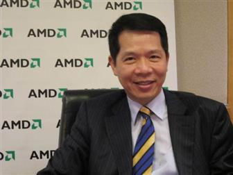 David+Teng%2C+senior+vice+president%2C+AMD%2C+and+president+of+AMD+Greater+China%2E