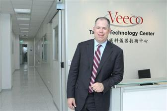 James+T+Jenson%2C+vice+president+of+Veeco%27s+LED+business+unit