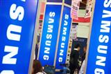 Samsung booth