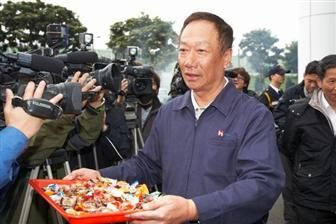 Foxconn+chairman+Terry+Gou+is+aggressive+in+entering+retail+business