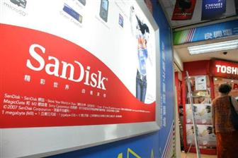 SanDisk+reports+disappointing+1Q+results