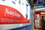 SanDisk reports disappointing 1Q results