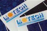Motech solar cells