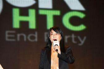 HTC+chairwoman+Cher+Wang