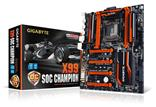 Gigabyte X99-SOC Champion motherboard