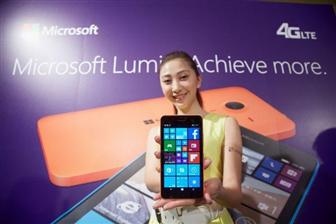 Microsoft+introducing+new+Lumia+devices