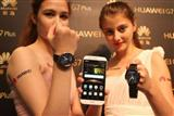 Huawei Device unveils smartphone G7 Plus and Huawei Watch