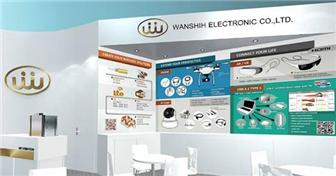 Wanshih+Electronic+showcases+new+products+at+Computex+2016