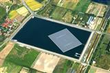 A Hydrelio floating PV system developed by Ciel and Terre International