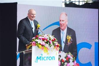Micron+CEO+Mark+Durcan