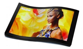 Innolux+10%2E1%2Dinch+display+panel+with+curvature+of+170mm