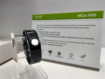 Smart+electrocardiographic+wrist+band+MiCor+A100