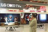 LG promoting OLED TVs in Taiwan