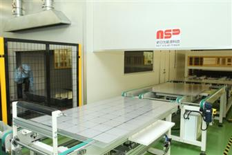 Glory+BiFi+doule+glass+side+PV+modules+developed+and+produced+by+Neo+Solar+Power