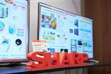 Sharp's orders ramping OEM TV shipments at Foxconn