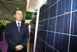 Jimmy Chen, chairman for both Giga Diamond Materials and Giga Solar Materials