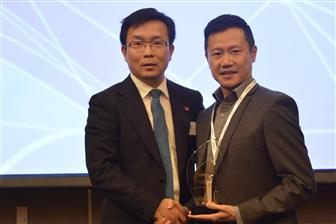 SuZhou Etron awards Digi-Key with 2017 excellent supplier on technical service