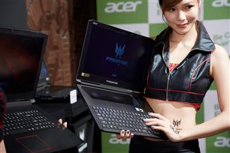 Acer hosting an e-sport event in Indonesia