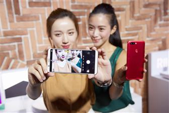 Oppo is currently the fourth largest smartphone vendor in Taiwan