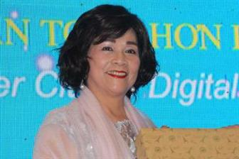 Yvonne Chiu, chairperson of both WITSA and the Information Service Industry Association of the ROC