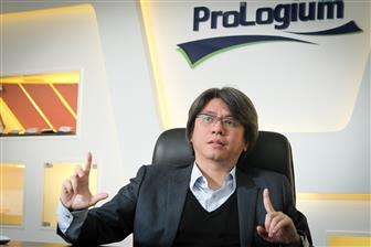 ProLogium Technology chairman Vincent Yang