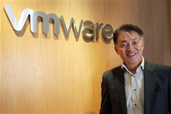 VMware Taiwan general manager Barry Chen