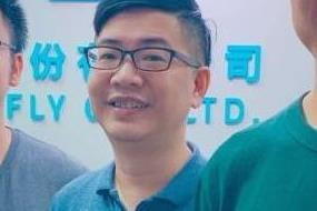 Mifly founder and CEO Roger Lu