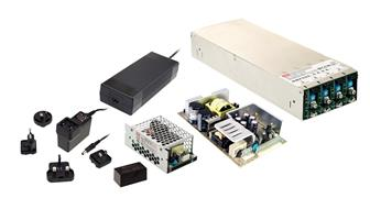 The complete range of Mean Well medical power supplies fully meets customer needs