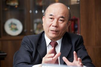 Chairman Alex Ko for Taiwan Association of Machinery Industry