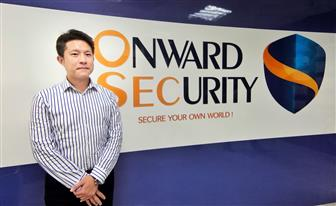 Jacky Lee, product development director and chief development officer, Onward Security