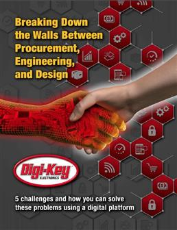 Digi-Key Electronics now offers a free e-book on the benefits of implementing API solutions, as well as a new ROI calculator