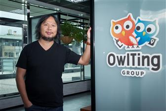 OwlTing founder and CEO Darren Wang