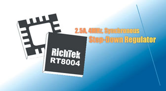 RichTek+Technology+introduces+synchronous+step%2Ddown+regulator