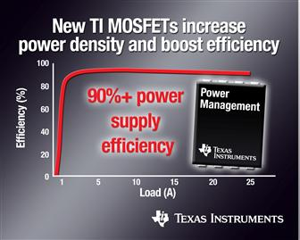 TI%27s+new+MOSFET+with+greater+than+90%25+efficiency