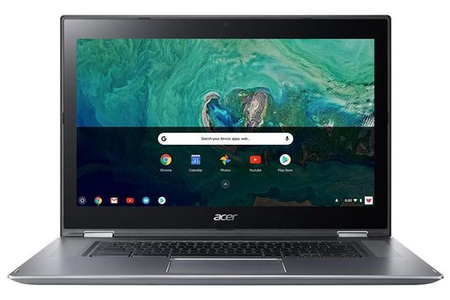 Acer 15-inch convertible Chromebook