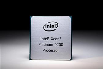 Intel Xeon Platinum 9200 server CPU