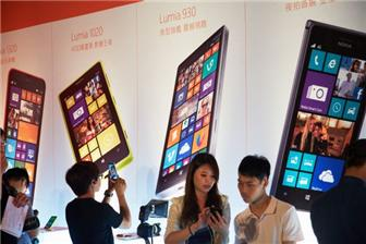 China+smartphone+market+only+saw+heightened+demand+during+summer+promotion+periods