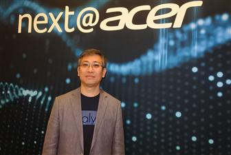 Victor+Chien%2C+president+of+Acer+digital+display+business+unit