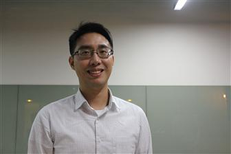 Leadin Technology co-founder Jerry Peng