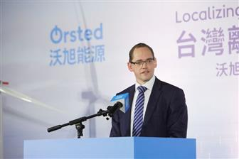 Orsted+executive+vice+president+and+Offshore+Wind+Power+CEO+Martin+Neubert