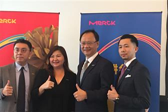 Merck+celebrating+its+30%2Dyear+anniversary+in+Taiwan