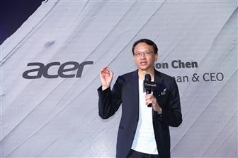 Acer+chairman+and+CEO+Jason+Chen