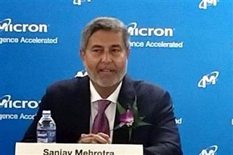 Micron+chief+executive+Sanjay+Mehrotra+in+Singapore