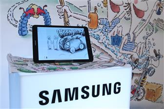 Samsung+launches+Galaxy+Tab+S6+in+Taiwan