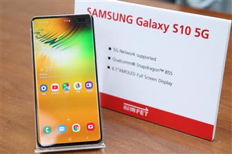 Samsung has disclosed that in 2019 it shipped more than 6.7 million Galaxy 5G smartphones globally