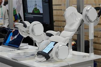 Smart+rehabilitation+devices%2C+companion+robots+showcased+at+CES+2020