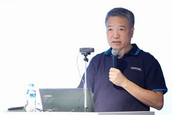 CyberLink chairman and CEO Jau Huang